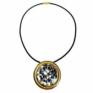 SALE 🍁 BALENCIAGA Crystal Pendant Necklace NWT